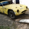 The TVR as it arrived! (See News)
