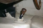 Sports shift fitted