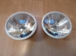 Cibie H180 head lamp units.